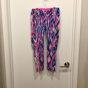 Luxletic cropped leggings with phone pocket